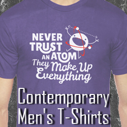 Contemporary Men's T-Shirts