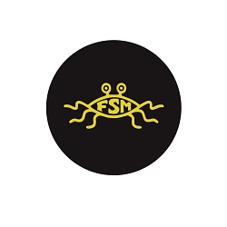 FSM Flying Spaghetti Monster 1.25