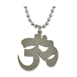Ohm Necklace - 1