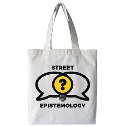 Street Epistemology Tote Bag