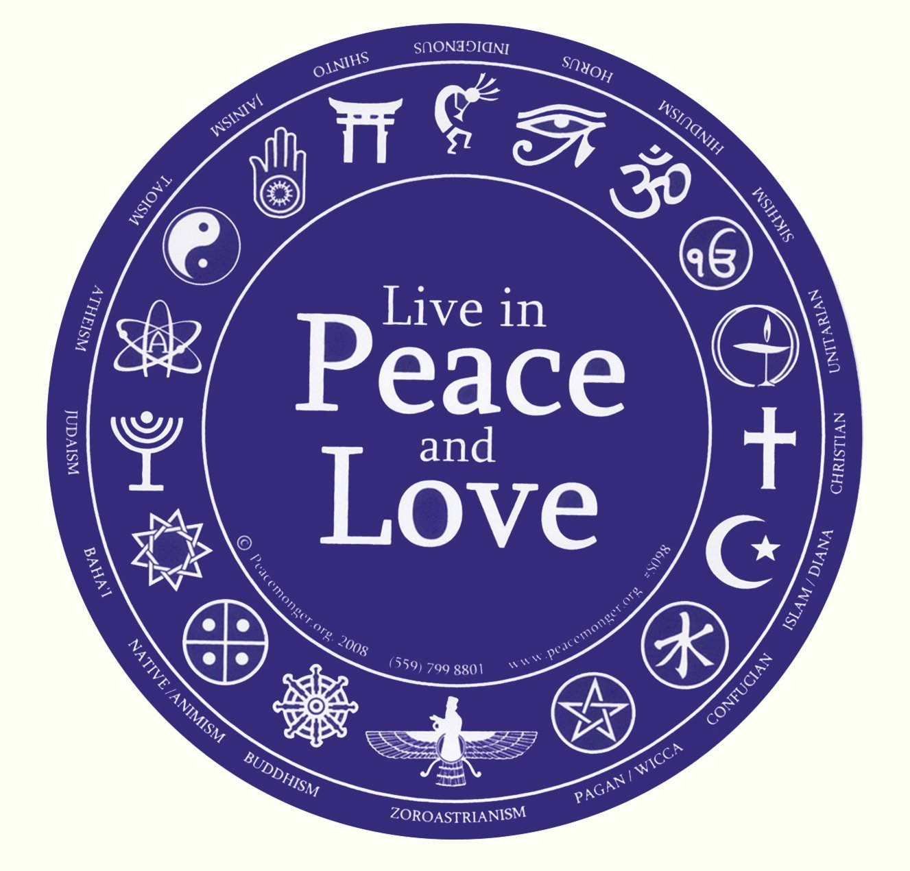 Image result for peace and love