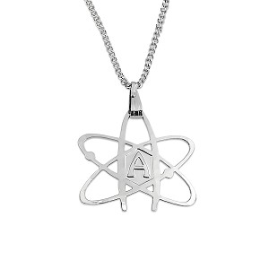 Atheist Atom Necklace
