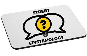 Street Epistemology Mouse Pad