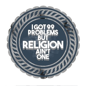 I Got 99 Problems Bumper Sticker 5""