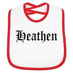 Heathen Infant Toddler Cloth Bib