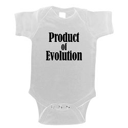 Product of Evolution Infant Toddler Bodysuit