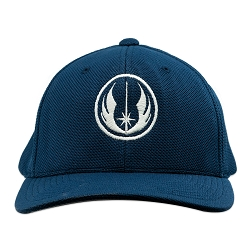 SW Jedi Order Embroidered Flexfit Adult Cool & Dry Sport Cap Hat