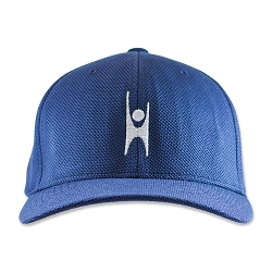 Humanist Symbol Embroidered Flexfit Adult Cool & Dry Sport Cap Hat