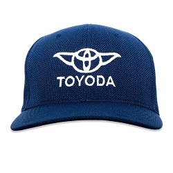 SW Toyoda Embroidered Flexfit Adult Cool & Dry Sport Cap Hat
