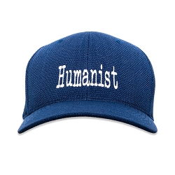 Humanist Embroidered Flexfit Adult Cool & Dry Sport Cap Hat