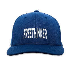 Freethinker Flexfit Adult Cool & Dry Piqué Mesh Cap Hat
