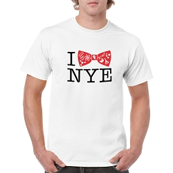 I Tie Nye Men's Cotton Crew Neck T-Shirt