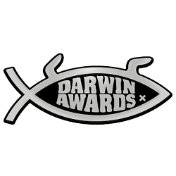 Darwin Awards Fish 5