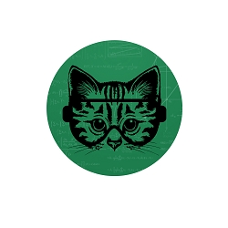 Science Cat Pinback Button - [1.25'' Diameter]