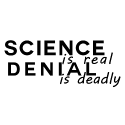 Science is Real Vinyl Decal