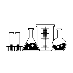 Chemistry Instruments Vinyl Decal