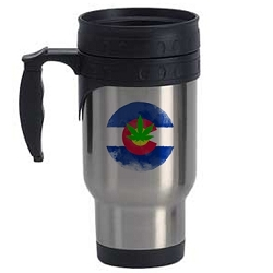 Potorado 12 oz. Travel Mug