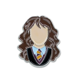 HP Hermione Lapel Pin - [1'' Tall]