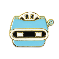 Vintage Slide Viewer Lapel Pin - [1
