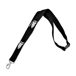 Rocket Science Fish Lanyard - [18