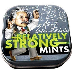 Relatively Strong Mints - [1.75'' Square]