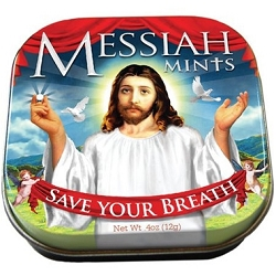 Messiah Mints - [1.75'' Square]