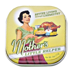 Mother's Little Helper Mints - [1.75'' Square]