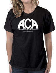 Atheist Community of Austin Women's T-Shirt