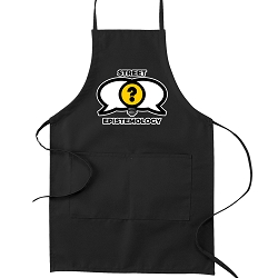 Street Epistemology Canvas Kitchen Apron