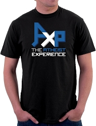 The Atheist Experience Men's Cotton Crew Neck T-Shirt - [Black]