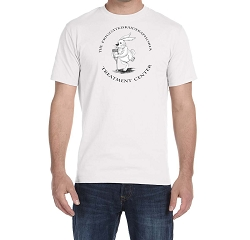 The Freethought Society Anti-Superstition Men's Cotton Crew Neck T-Shirt
