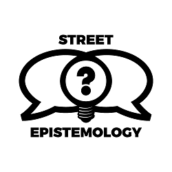 Street Epistemology Weatherproof Vinyl Decal