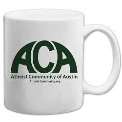 Atheist Community of Austin Coffee Mug - [11 oz.]