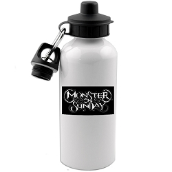 Monster on Sunday 20 oz. Water Bottle