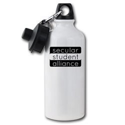 Secular Student Alliance 20 oz. Water Bottle