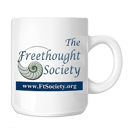The Freethought Society Coffee Mug - [11 oz.]