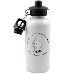 The Freethought Society Anti-Superstition 20 oz. Water Bottle