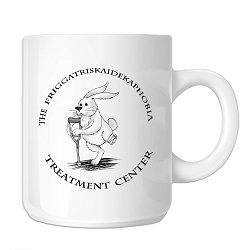 The Freethought Society Anti-Superstition 11oz. Coffee Mug