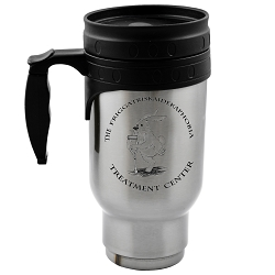 The Freethought Society Anti-Superstition Travel Mug - [12 oz.]