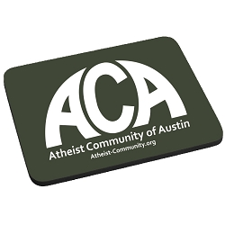 Atheist Community of Austin Mouse Pad
