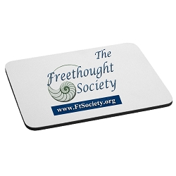 The Freethought Society Mouse Pad