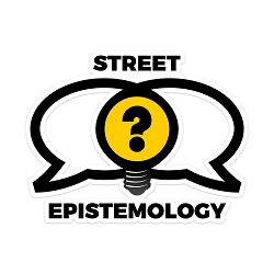 Street Epistemology Bumper Sticker - [5