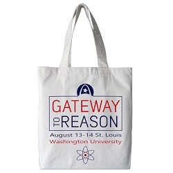 Gateway To Reason Tote Bag