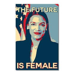 The Future is Female Poster  - [11