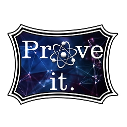 Prove It Bumper Sticker - [5