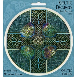 Celtic Cross Keltic Designs Translucent 4.5