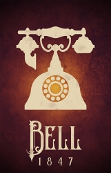 Bell Science Poster  - [11'' x 17'']