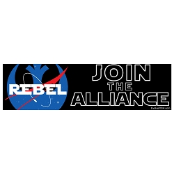 Join the Alliance Bumper Sticker 11