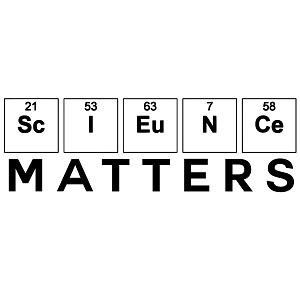 Science Matters Vinyl Decal