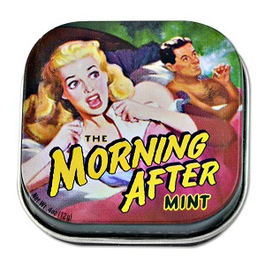 The Morning After Mints - [1.75' Square]